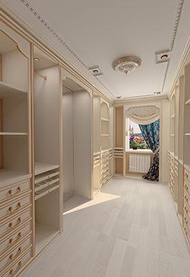 Beautiful Custom Closets